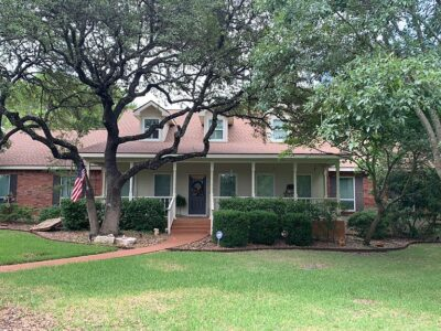 The Luitjen Home – Boerne, Texas